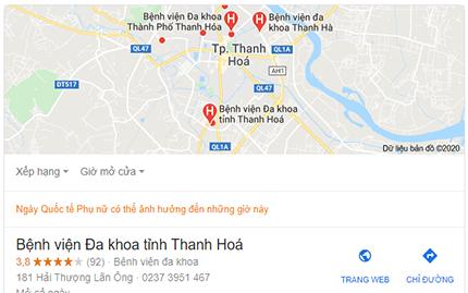Chữa bệnh lậu ở Thanh Hóa