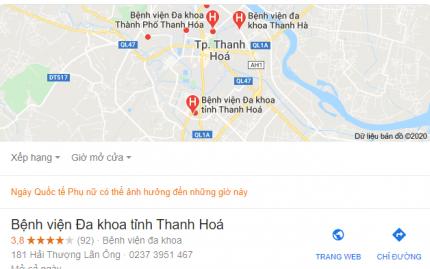 Bệnh viBệnh viện đa khoa tỉnh Thanh Hóa